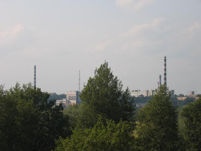 Первая в мире Атомная ЭлектроСтанция (АЭС) в городе Обнинске