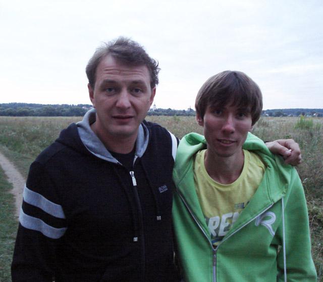 АККАунт MusIC на съёмках сериала «Измена» с Маратом Башаровым