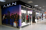 Магазин одежды «АМН» (A.M.N) в городе Обнинске