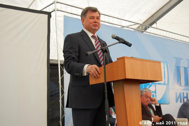 Анатолий Дмитриевич Артамонов — губернатор Калужской области
