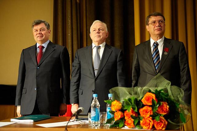 Анатолий Дмитриевич Артамонов, Владимир Васильевич Викулин, Николай Евгеньевич Шубин