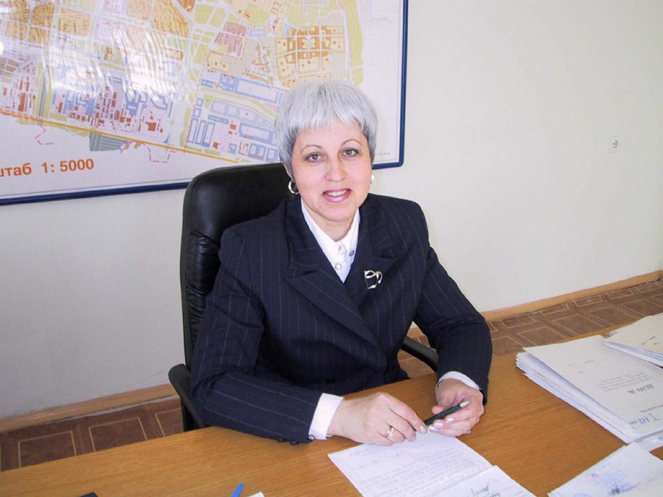 Ольга Владимировна Ашварина в 2003 году