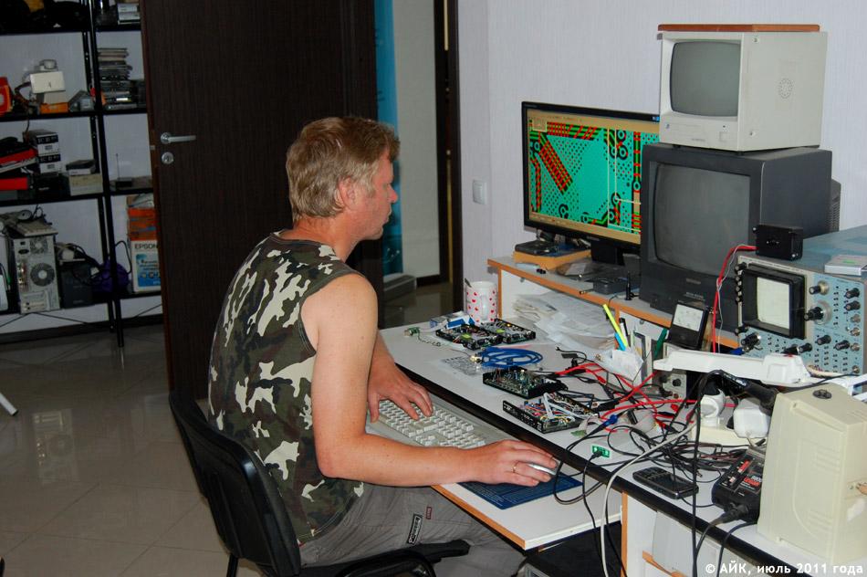 Обнинский разработчик автомобильных видеорегистраторов с Глонасс будет участвовать в выставке «Иннопром 2011» в Екатеринбурге
