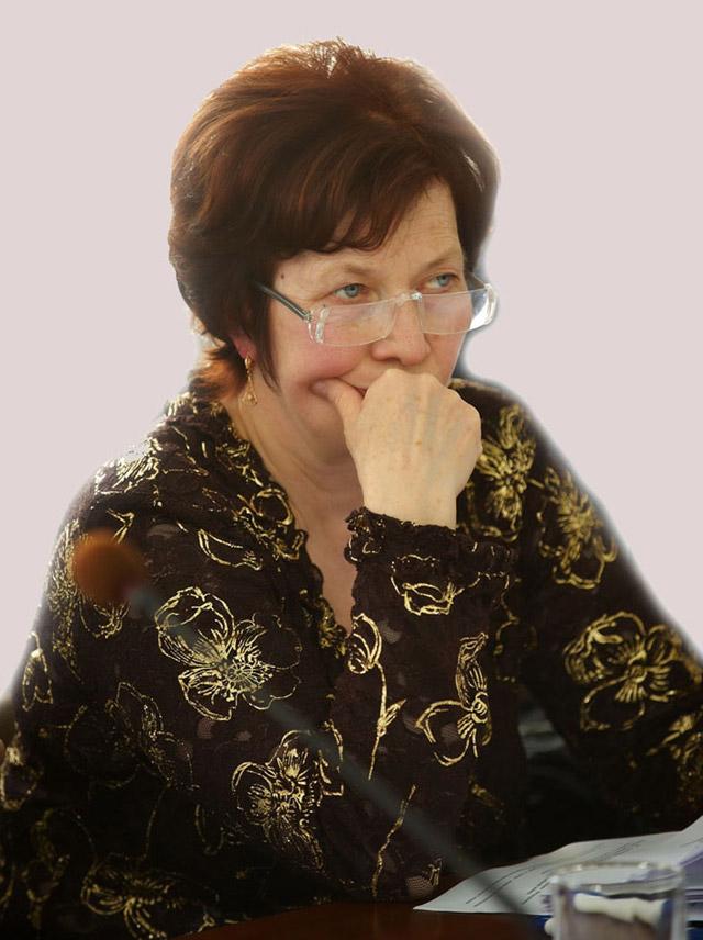 Валентина Ивановна Бабанина