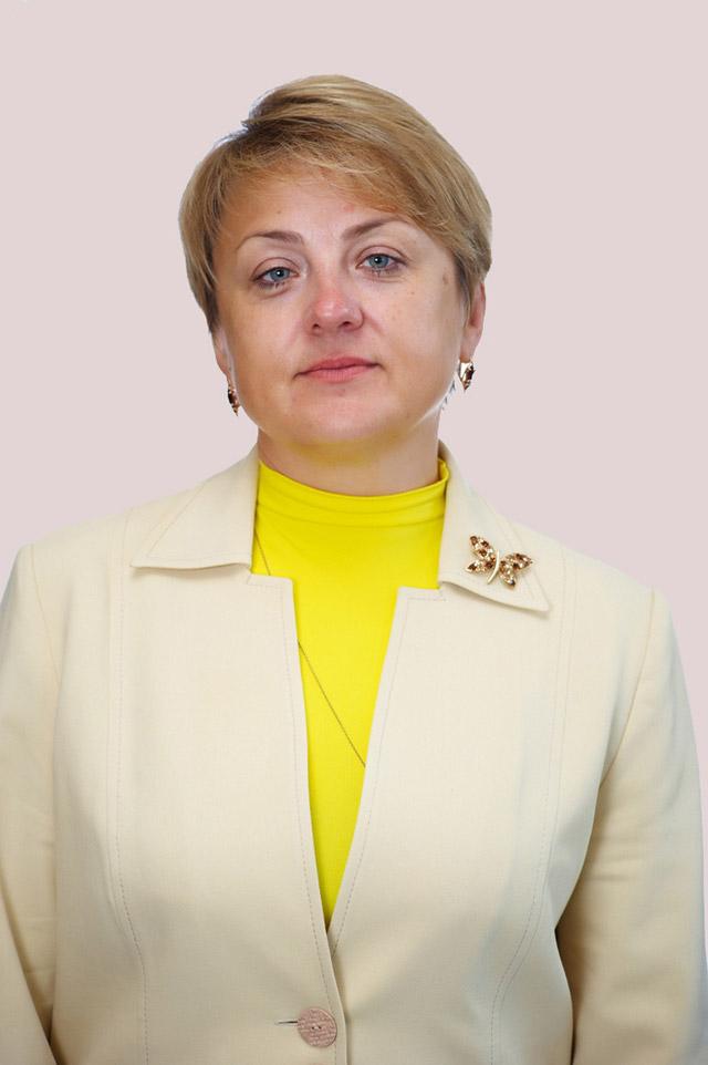 Наталия Викторовна Бачина
