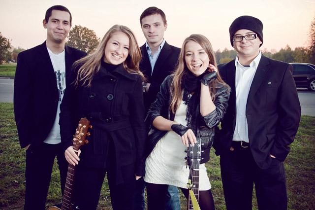 Музыкальная группа «Бэнджаммин» (BANDJAMMIN) в городе Обнинске