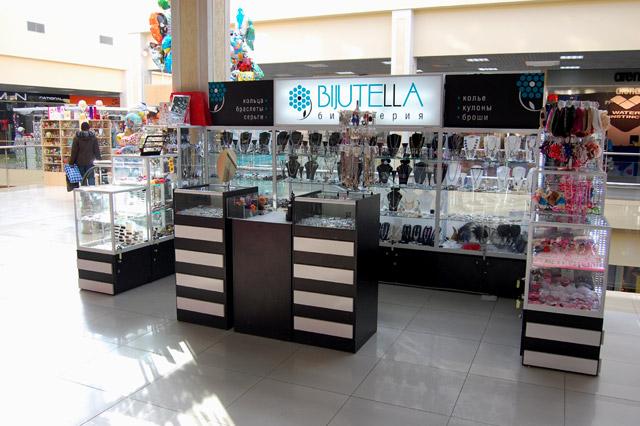 Магазин бижутерии «Бижутелла» (Bijutella) в городе Обнинске e757702f674