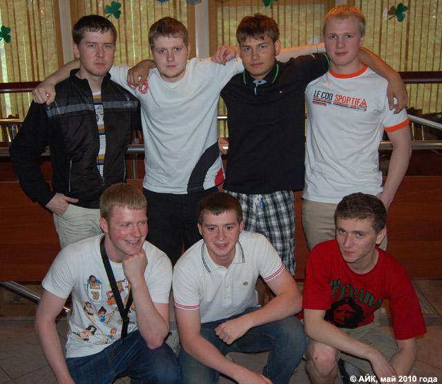 Музыкальная группа «Бурлеск Бэнд» (Boorlesk Band) в городе Обнинске