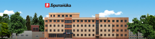 Бизнес-центр «Британика» в городе Обнинске