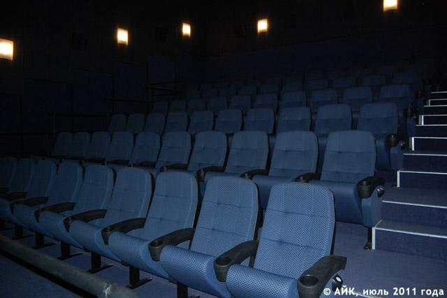 Кинотеатр «Синема Де Люкс» (Cinema de Lux) в городе Обнинске