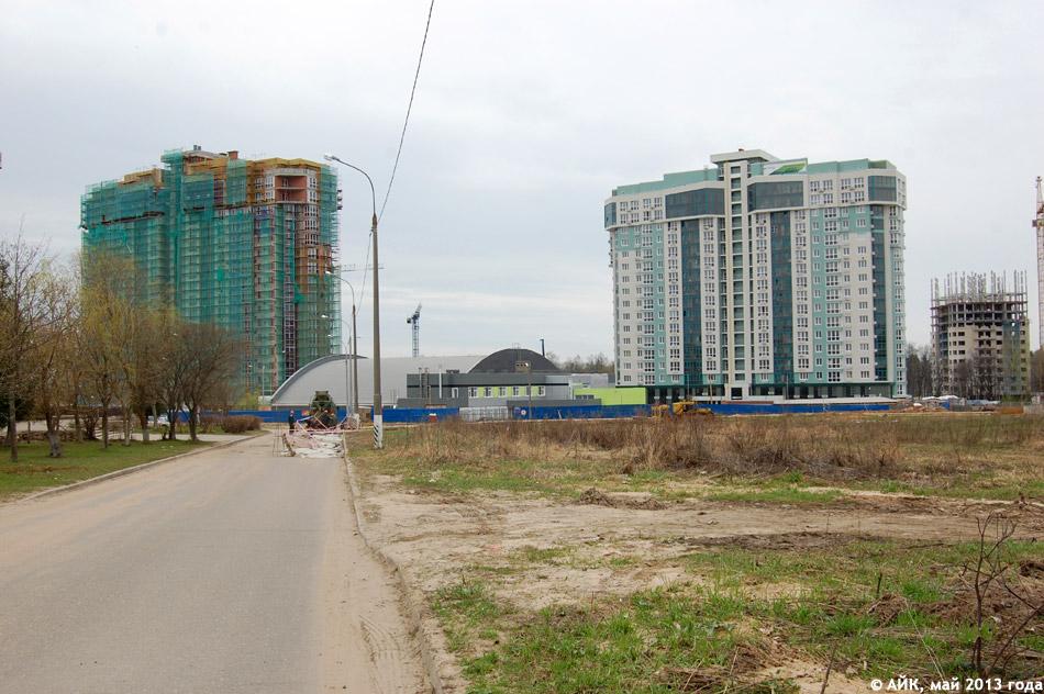 Жилой комплекс «Солнечная Долина» в городе Обнинске