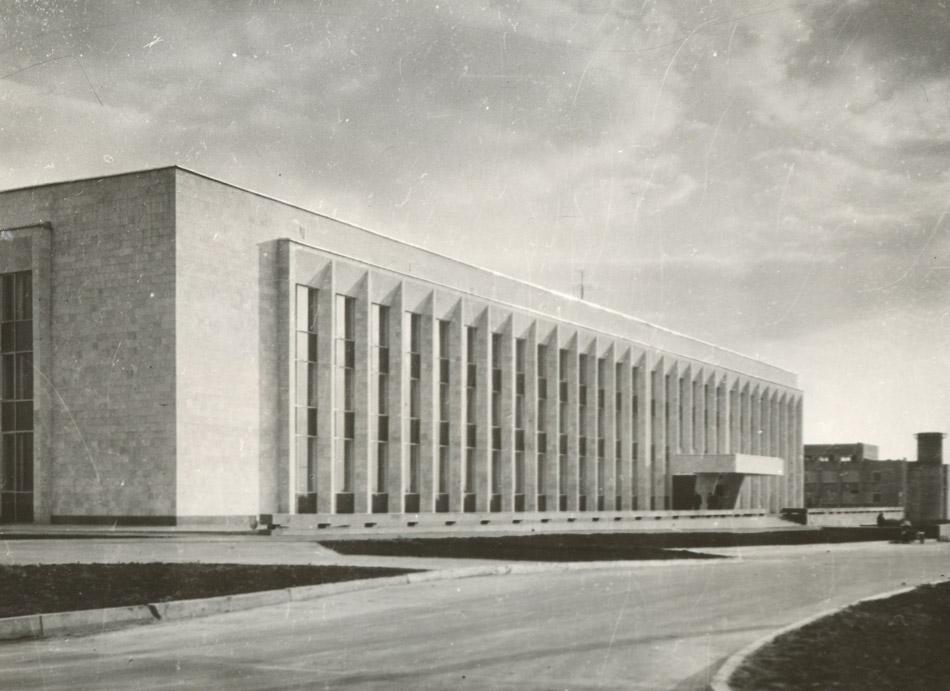 «Дом учёных» в Обнинске в советское время