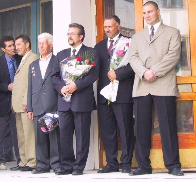 Виктор Фёдорович Дроздов, Игорь Михайлович Миронов и Юрий Владимирович Фрай