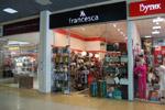 Магазин сумок «Франческа» (Francesca) в городе Обнинске