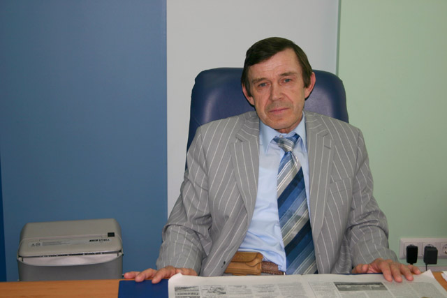 Георгий Дмитриевич Набережнев