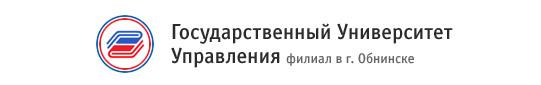 Логотип Государственного университета управления