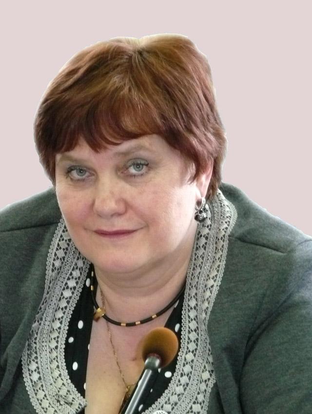 Марина Алексеевна Хоменко