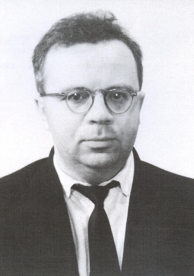 Игорь Ильич Бондаренко