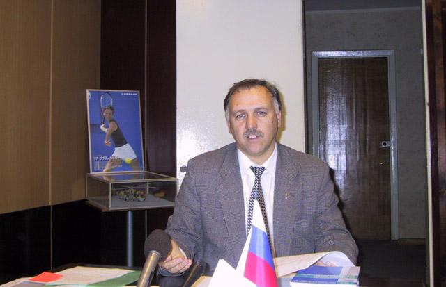 Игорь Михайлович Миронов (мэр Обнинска в период с 2000 по 2005 год)
