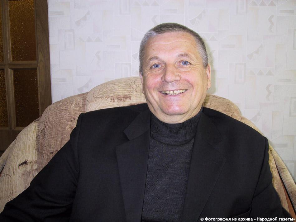 Виктор Филиппович Изгаршев в 2002 году