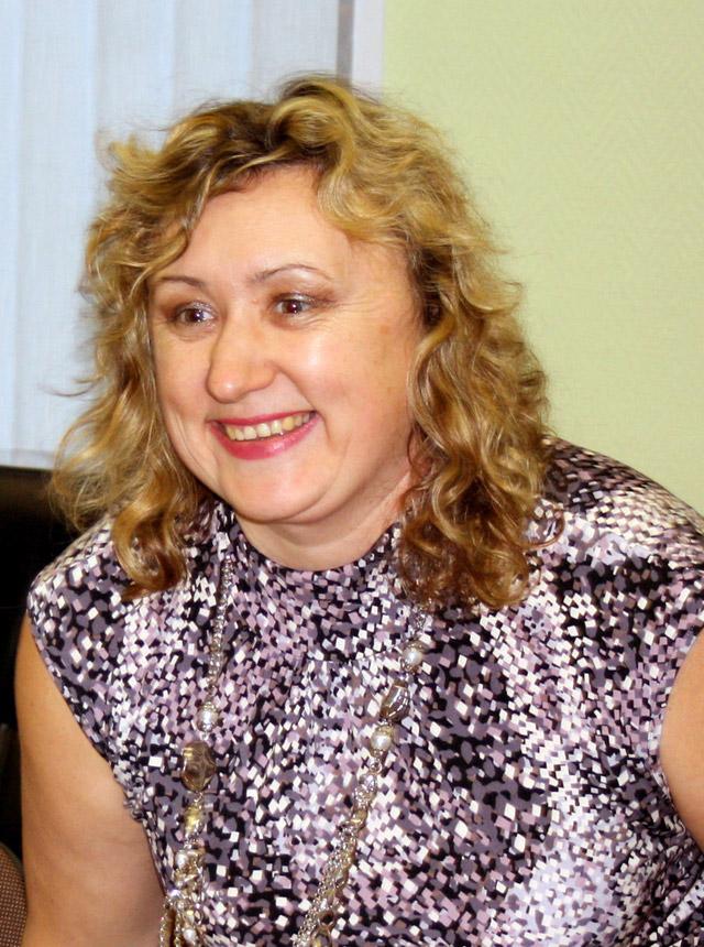 Алла Борисовна Косинская
