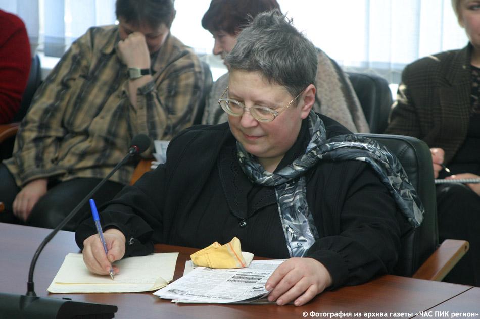 Татьяна Михайловна Котляр
