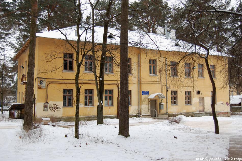Библиотека №8 «Старый город» в городе Обнинске
