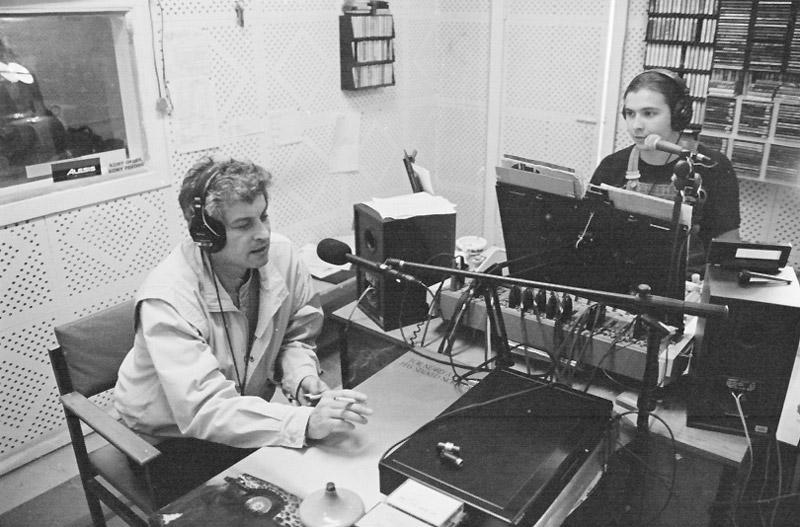 Александр Зисман и Сергей Ломакин в эфире «Радио Рейтинг»