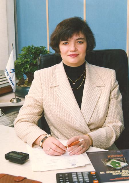 Марина Валентиновна Капитанова