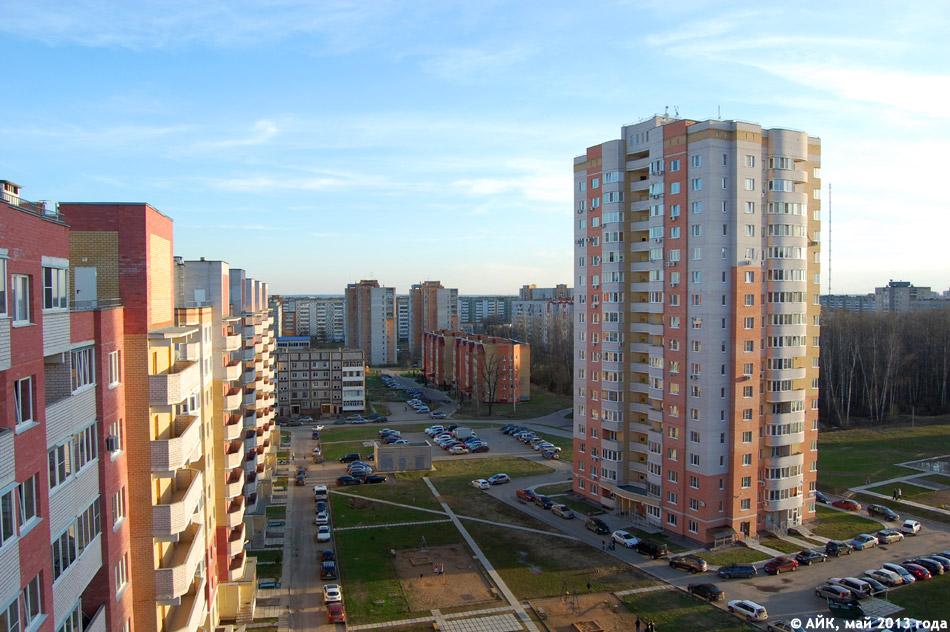 38 микрорайон в городе Обнинске