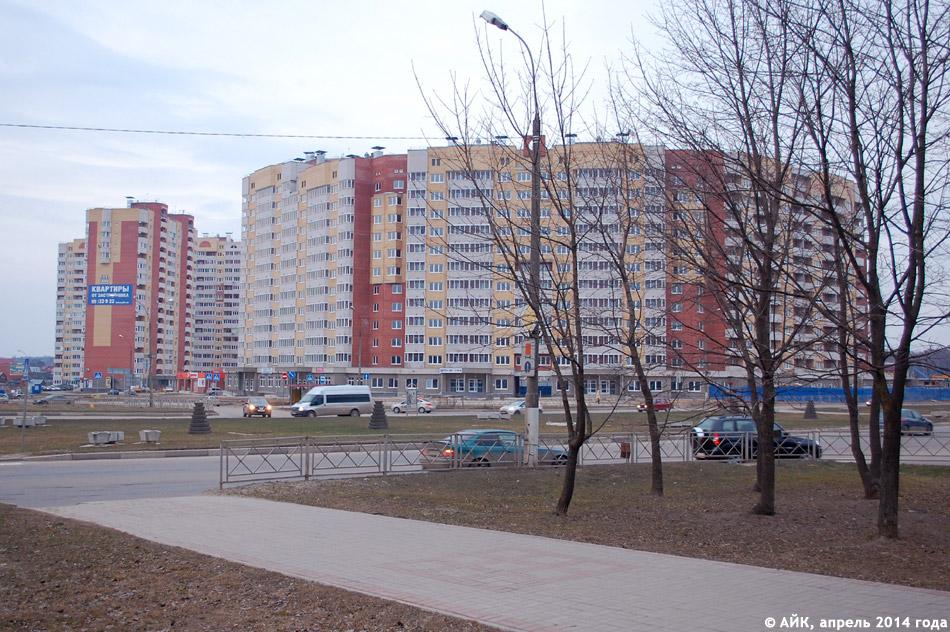 55 микрорайон в городе Обнинске