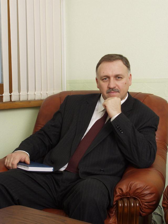 Игорь Михайлович Миронов