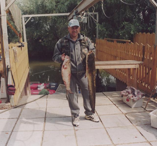 Любимый досуг Игоря Михайловича Миронова — рыбалка