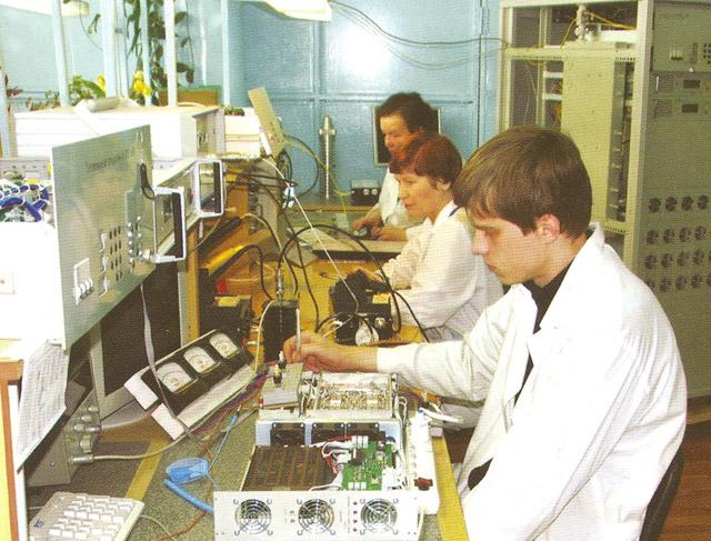Сегодня работать на приборный завод «Сигнал» идёт молодёжь