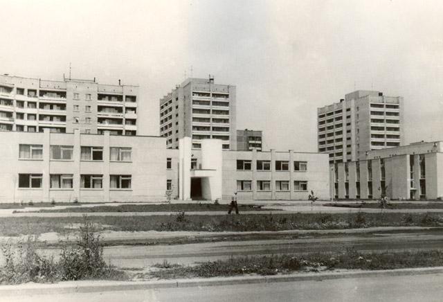 Детская музыкальная школа №2 в городе Обнинске в советское время