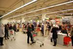 Гипермаркет «Наш» в городе Обнинске