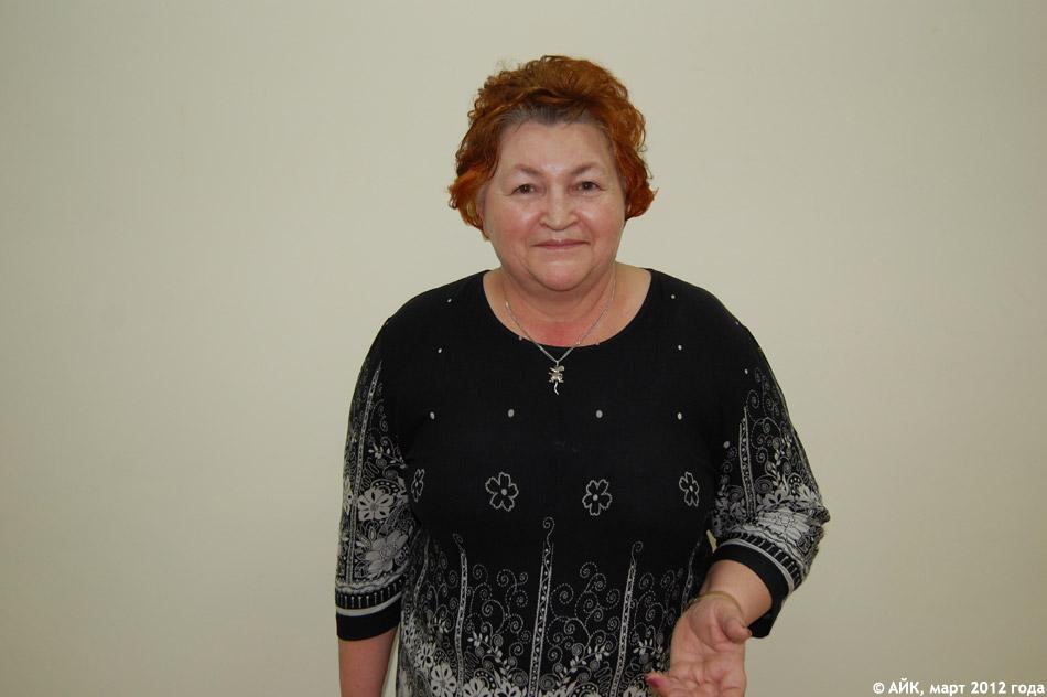 Нина Васильевна Илларионова