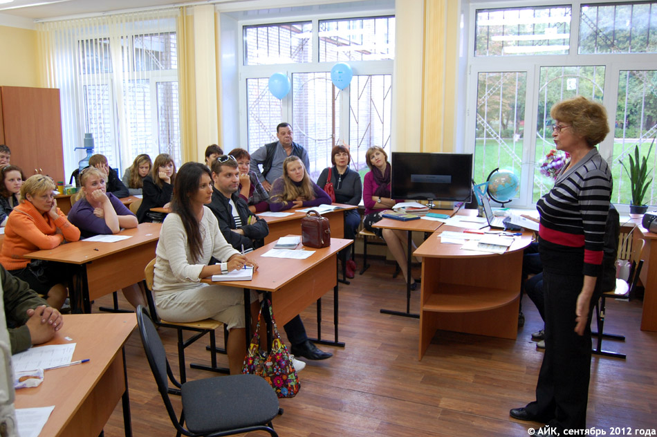 День открытых дверей в обнинской школе «OESL»