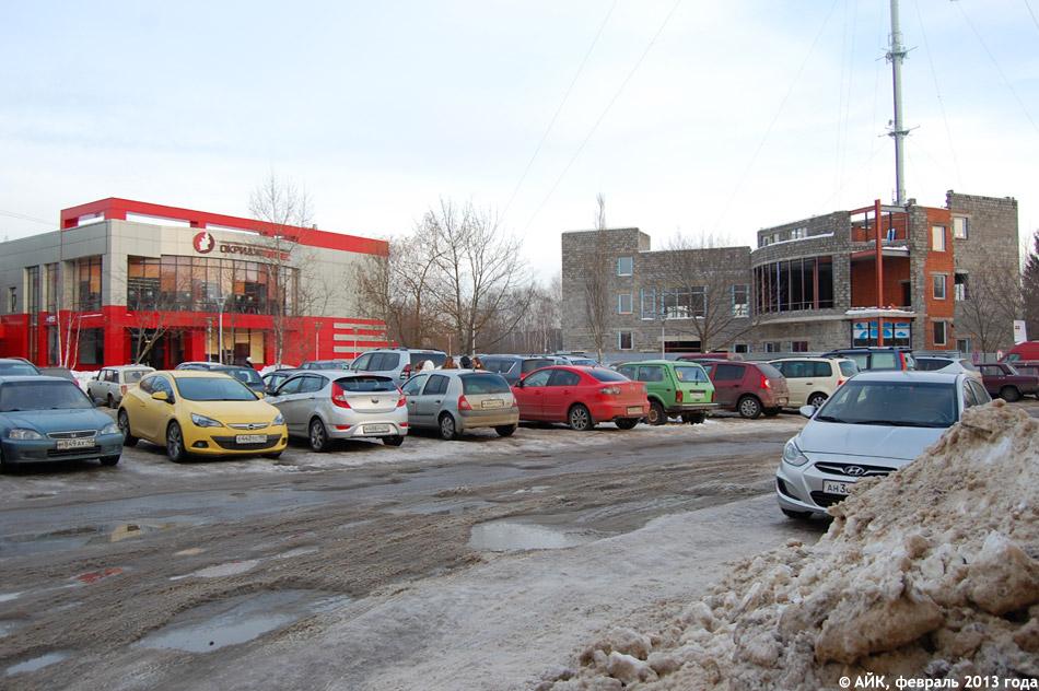 Строится вторая очередь центра «Окридж Фитнес» в городе Обнинске