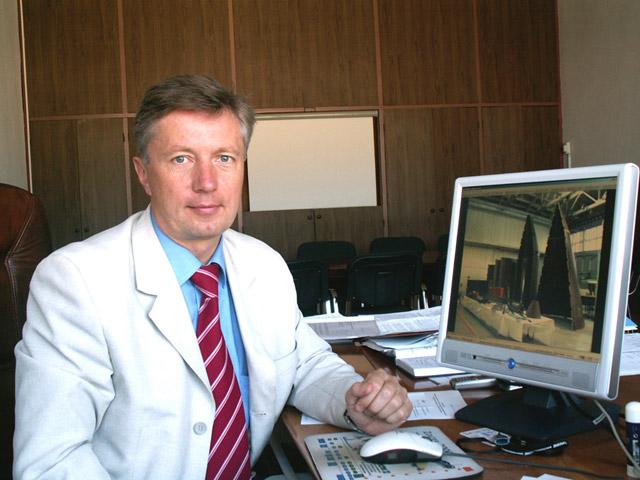Олег Николаевич Комиссар