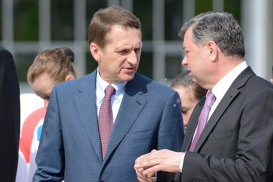 В Обнинске состоялась церемония открытия спортивного комплекса «Олимп»