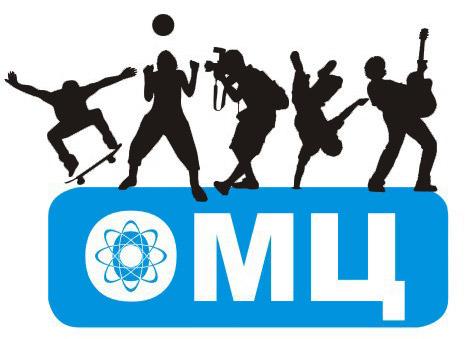 Логотип Обнинского Молодёжного Центра (ОМЦ)