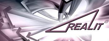 Логотип группы компаний «Реалит»