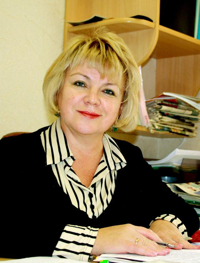 Людмила Александровна Сергеева