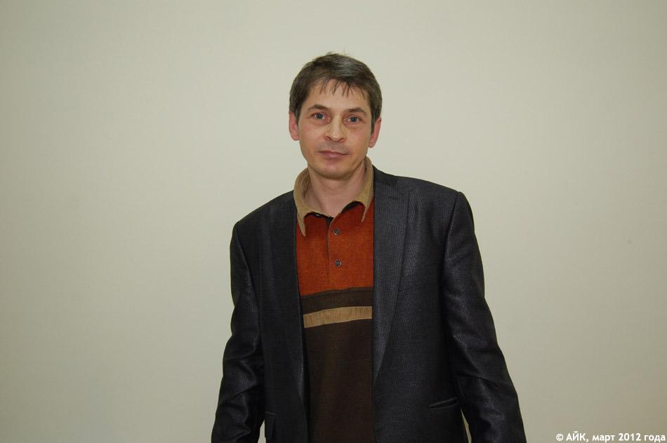 Сергей Генадьевич Левакин