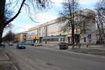 Старый универмаг в городе Обнинске