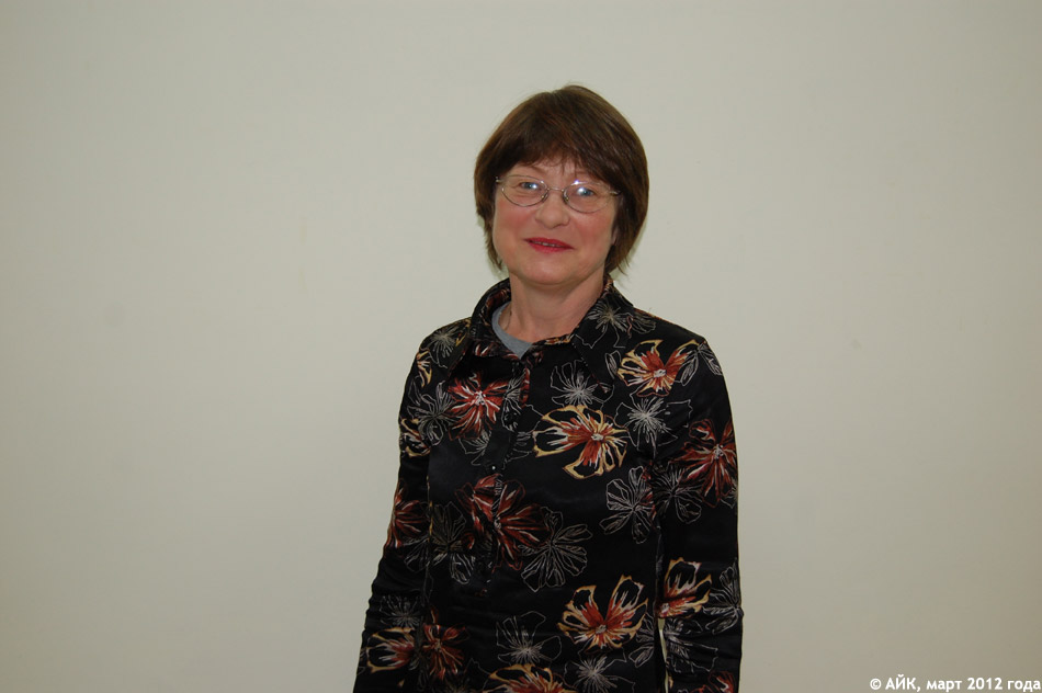 Светлана Павловна Грачёва