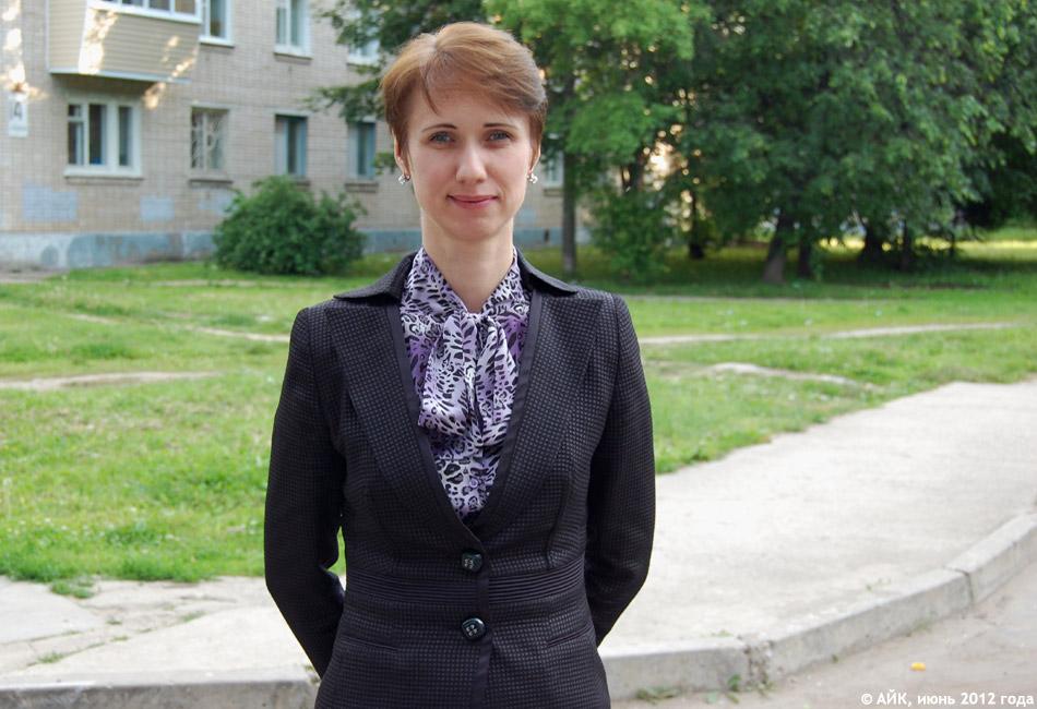 Татьяна Валентиновна Баталова