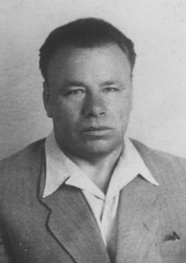 Василий Саввич Ляшенко