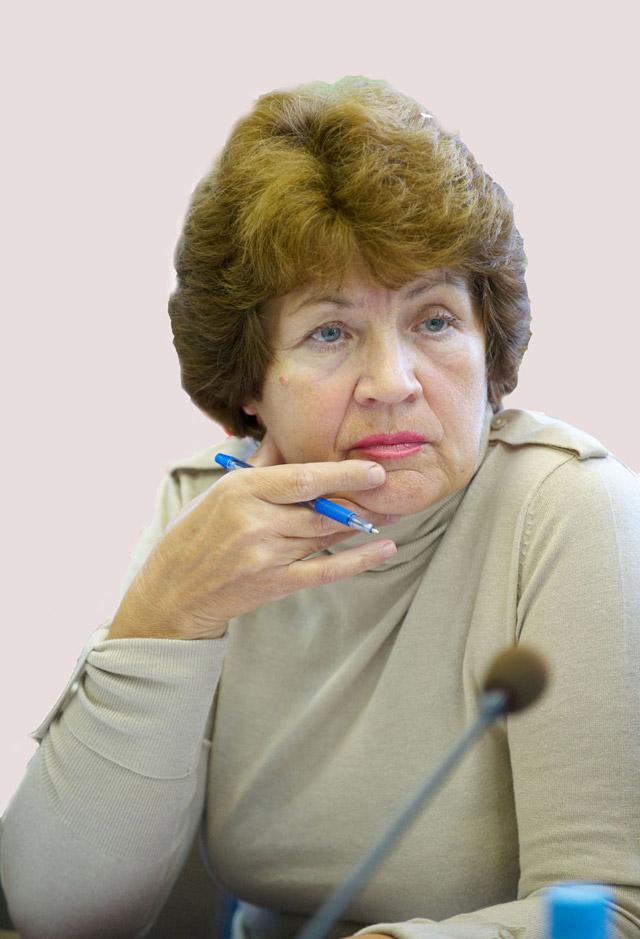 Татьяна Матвеевна Вельмискина